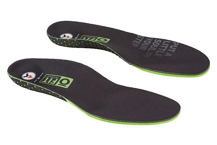 The collaborative Black Folks Camp Too x Oboz O-Fit Insole Plus. - Credit: Courtesy of Oboz