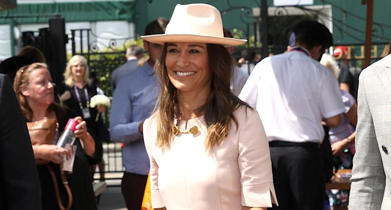 Pippa Middleton. (Photo by Philip Toscano/PA Images via Getty Images)
