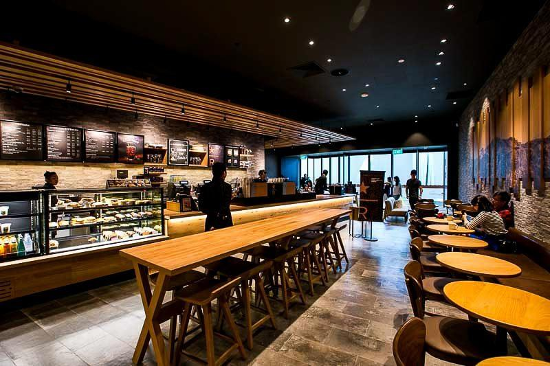 Siphon, Pressed, Poured And More At The New Starbucks MBS