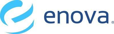 Enova International Logo (PRNewsFoto/Enova International, Inc.)