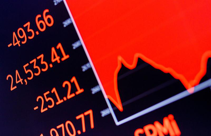 Market volatility is back. How to survive the stock market's wild swings