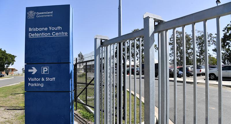 Eleven of the new cases are linked to an initial outbreak at Brisbane's Youth Detention Centre in Wacol. Source: AAP