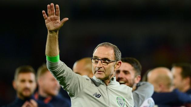 <p>O'Neill signs Ireland extension</p>