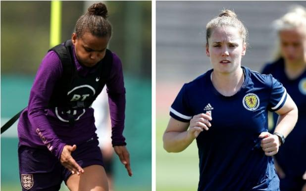The World Cup starts here for England and Scotland - Getty Images