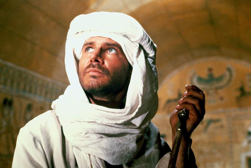 raiders of the lost ark paramount