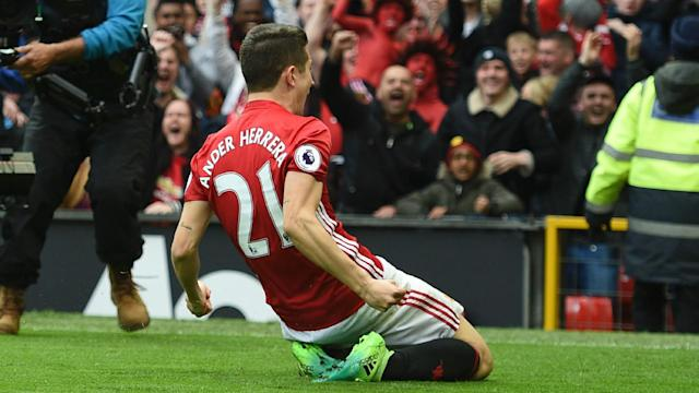 Premier League Team of the Week Ander Herrera