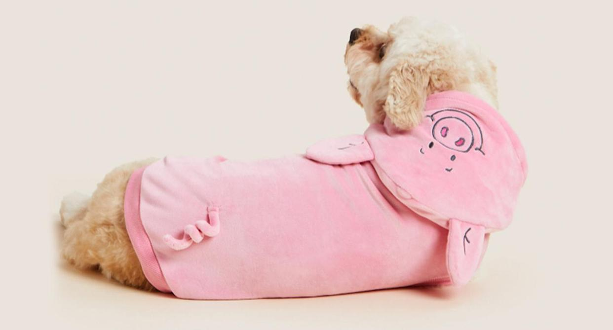 Who wouldn't love a Percy Pig outfit? (Marks & Spencer)