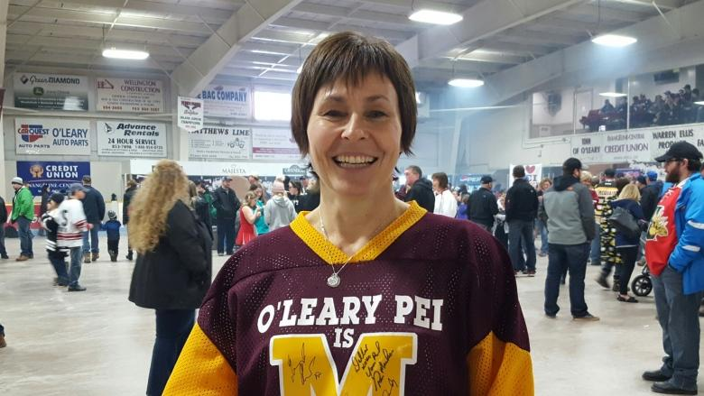 Work just beginning for O'Leary, P.E.I. after Kraft Hockeyville win