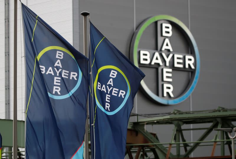 Pressure mounts on Bayer CEO to fix legal problems as chairman quits