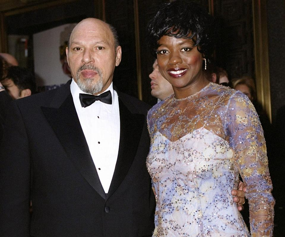 """Now widely considered one of the foremost interpreters of the works of playwright August Wilson, it's fitting that Davis's breakthrough acting role was as Tonya, the wife of an ex-con trying to rebuild his life, in <em>King Hedley II,</em> the ninth play from Wilson's Pittsburgh Cycle series. Already a working New York theater actor with a Juilliard degree, Davis burst onto the national stage after delivering <a href=""""https://www.youtube.com/watch?v=nq8cDUklmQE"""" rel=""""nofollow noopener"""" target=""""_blank"""" data-ylk=""""slk:a searing monologue"""" class=""""link rapid-noclick-resp"""">a searing monologue</a> from <em>King Hedley II</em> about Tonya's decision to get an abortion, to a spellbound audience and rapturous applause at the 2001 Tony Awards. She'd go on to win the trophy for best supporting actress in a play that same night, kicking off her storied career and love affair with the works of Wilson."""