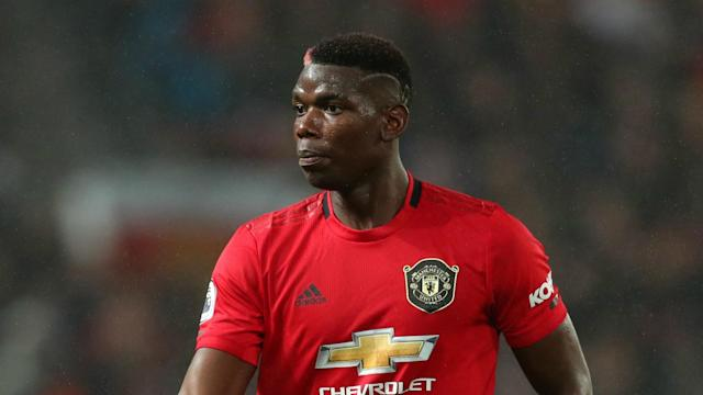After Sunday's disappointing 2-2 draw at home to Aston Villa, Ole Gunnar Solskjaer was asked about Paul Pogba and Scott McTominay.