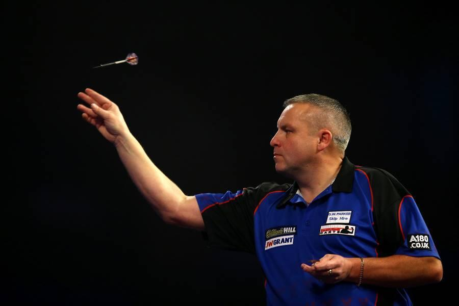 2016 William Hill PDC World Darts Championships - Day One