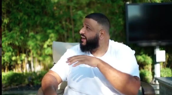 DJ Khaled explains why the weight-loss program will work for him, saying it fits in with his busy lifestyle. Source: Instagram