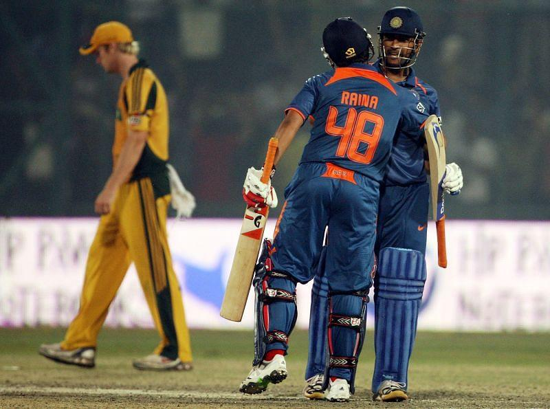 MS Dhoni and Suresh Raina announced their retirement from international cricket