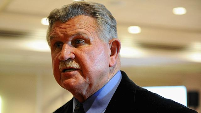 Mike Ditka channels Donald Trump and tells Colin Kaepernick to get out of the country.
