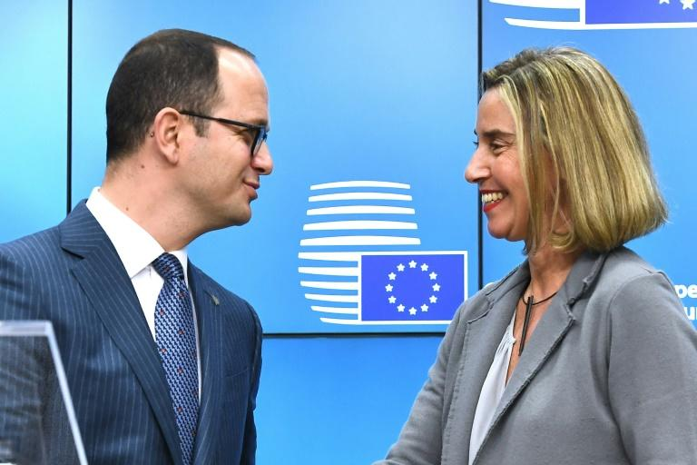 Despite the scandal, Albania, a candidate for EU membership since 2014, is keen to convince Brussels to open accession negotiations early next year