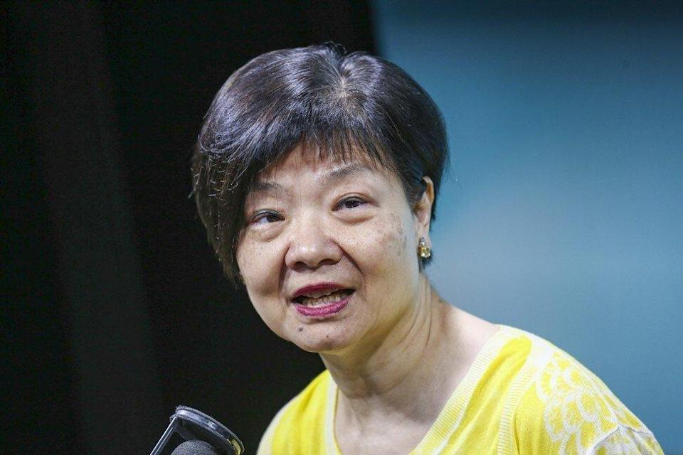 Audrey Eu Yuet-mee is a senior counsel and was the founding leader of the opposition Civic Party. Photo: Jonathan Wong