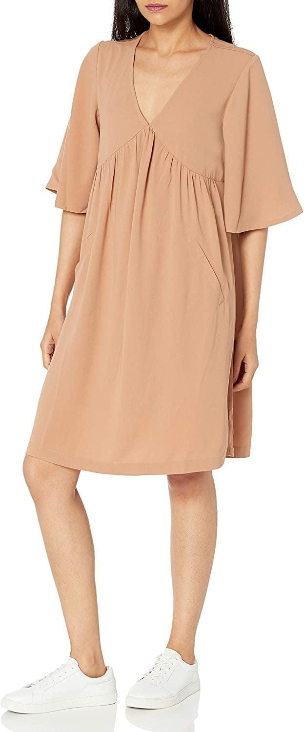 <p>This <span>The Drop Evie Loose-Fit Dress</span> ($50) is comfy enough to nap in.</p>