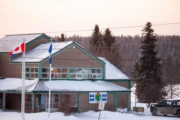 Fort Simpson, N.W.T., is one of two communities deemed last week to meet the chief public health officer's standards for hosting returning travellers during their self-isolation period.