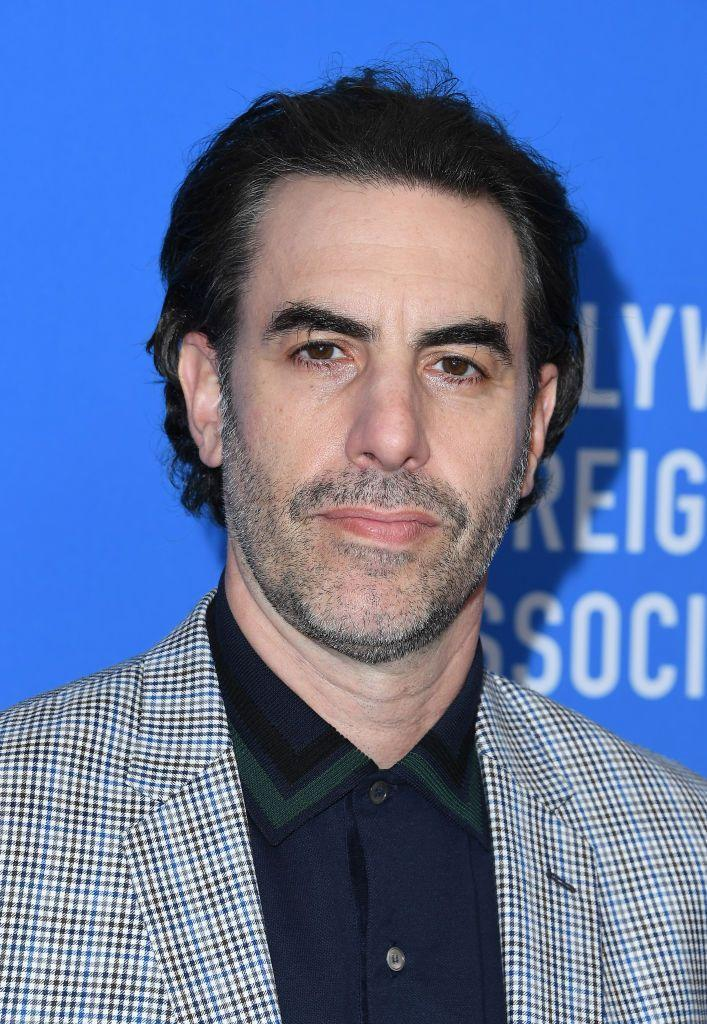 <p>Comedian Sacha Baron Cohen was born 10-13-1971. </p><p>Also on this day: <br>Kate Walsh<br>Paul Simon <br>Kelly Preston </p>