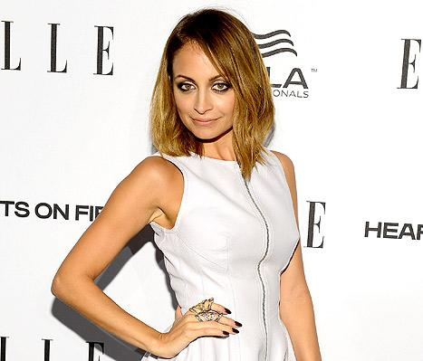 "Nicole Richie Isn't Sure She Wants More Kids: ""Let Me Just Chill!"""