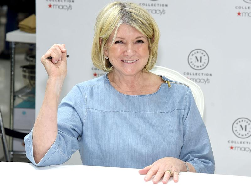 People Can't Stop Mocking Martha Stewart's Hack for Making Scrambled Eggs in a Cappuccino Machine