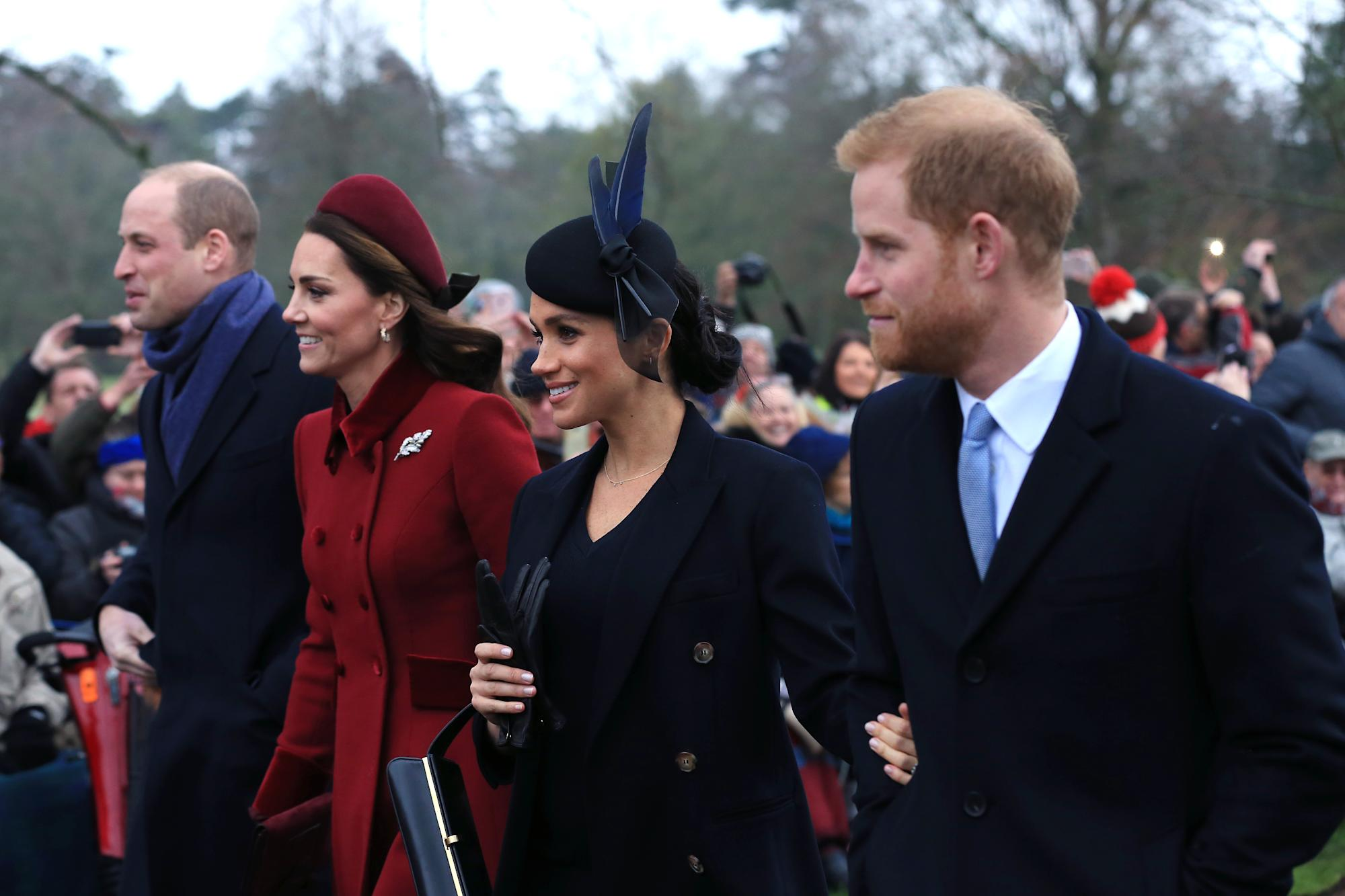 Queen, Harry and Meghan more admired than William and Kate by young people, new survey reveals