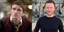 """<p><strong>First Film: </strong><em>Harry Potter and the Sorcerer's Stone</em></p><p><strong>Character Played: </strong>Seamus Finnigan</p><p><strong>Age: </strong>31</p><p>You can catch Murray, who once played the explosion-prone Finnegan, on his Instagram count <a href=""""https://www.instagram.com/devonmurrayofficial/?hl=en"""" rel=""""nofollow noopener"""" target=""""_blank"""" data-ylk=""""slk:@devonmurrayofficial"""" class=""""link rapid-noclick-resp"""">@devonmurrayofficial</a>. His bio reads: """"Actor, Played Seamus Finnigan In Harry Potter For 10 Yrs Of My Life. The Silly Irish Guy Who Kept Blowing Up 💥 Now spend my days with Horses 🐴."""" Sounds like a solid life.</p>"""