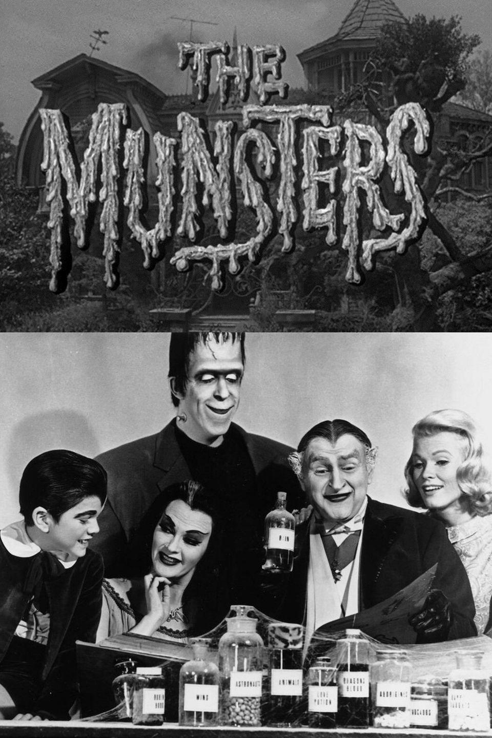 <p>The original series ran for two seasons on CBS from 1964 to 1966.</p>