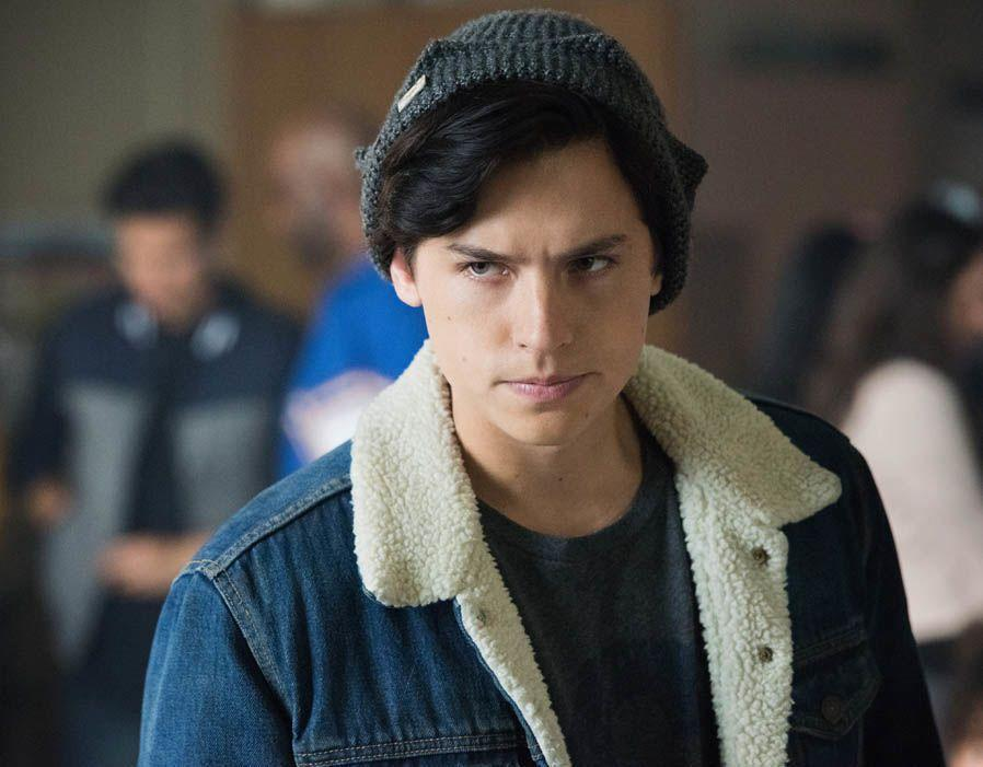 """<p><em>Riverdale's </em>resident brooding bad boy rocks a look that's extremely easy to replicate. You can either get a pre-made Jughead hat, or buy your own grey beanie and cut the rim into the signature crown shape. Then pair it with a fur-lined jean jacket. </p><p><a class=""""link rapid-noclick-resp"""" href=""""https://www.amazon.com/Riverdale-Costume-Cosplay-Jughead-Beanie/dp/B07H4Y8HRF?tag=syn-yahoo-20&ascsubtag=%5Bartid%7C10070.g.490%5Bsrc%7Cyahoo-us"""" rel=""""nofollow noopener"""" target=""""_blank"""" data-ylk=""""slk:SHOP BEANIES"""">SHOP BEANIES</a> </p>"""
