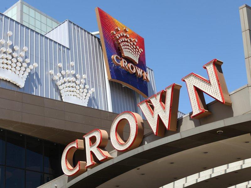 Crown satisfied with VIP growth