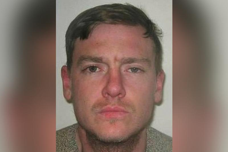 Aaron Foley, who has been jailed for 10 years at Inner London Crown Court for an attack on a vulnerable woman on a train: British Transport Police/PA Wire