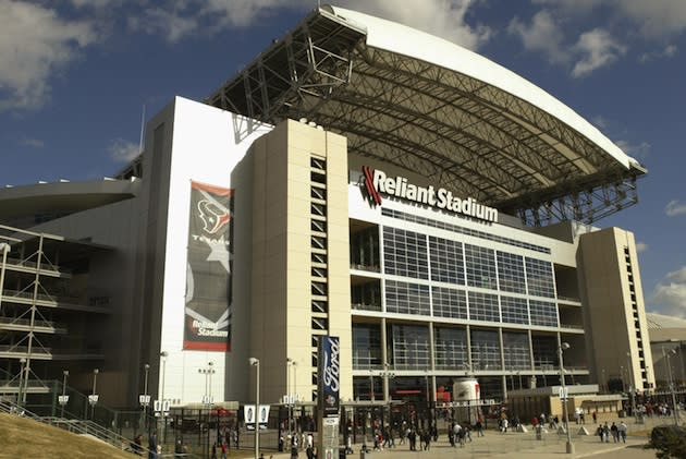 Reliant Stadium, which hopes to host the Texas state title games in the future — Getty