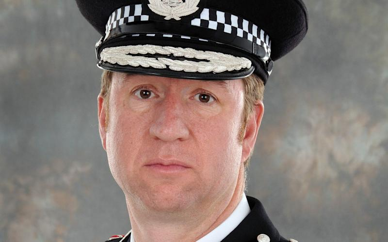 Chief Constable Simon Bailey - Credit: Norfolk Police