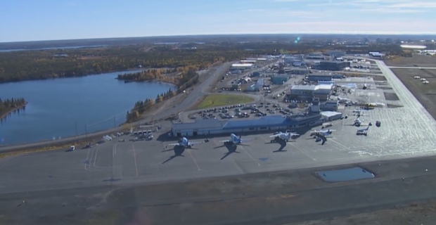 A little more than $2 million will go toward improving airfield drainage in Yellowknife.