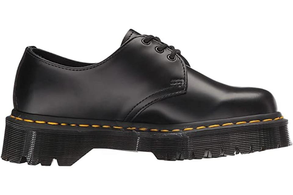 dr. marten 1461, chunky shoes, chunky oxfords