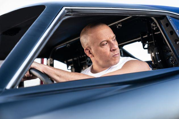 Vin Diesel como Dom en 'Fast and Furious 9'. (Photo: Photo Credit: Giles Keyte)