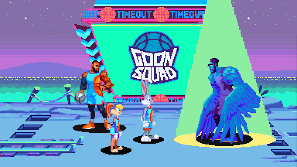Space Jam: A New Legacy – The Game