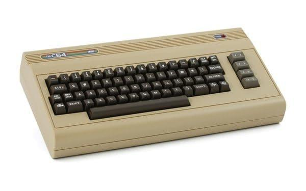 The C64 Mini: The keyboard is just for show - Retro Computers