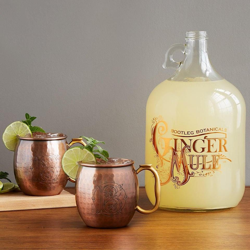 <p>The <span>Ginger Beer Making Kit with Copper Mule Mugs</span> ($115) is a delicious gift for the holidays.</p>