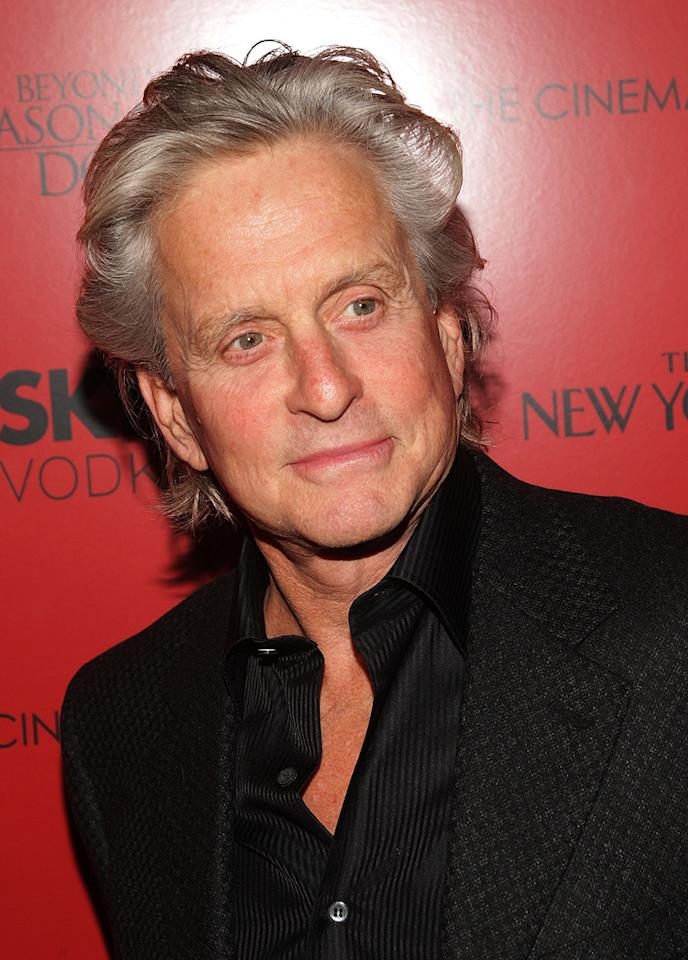 "<a href=""http://movies.yahoo.com/movie/contributor/1800012782"">Michael Douglas</a> at the New York premiere of <a href=""http://movies.yahoo.com/movie/1810003148/info"">Beyond a Reasonable Doubt</a> - 09/09/2009"