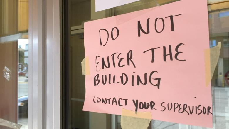 Yukon gov't keeps staff out of Lynn Building, cites safety concerns