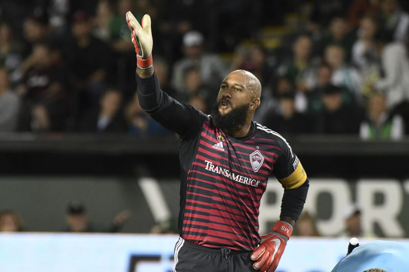 Ex-US goalkeeper Tim Howard buys London team with consortium
