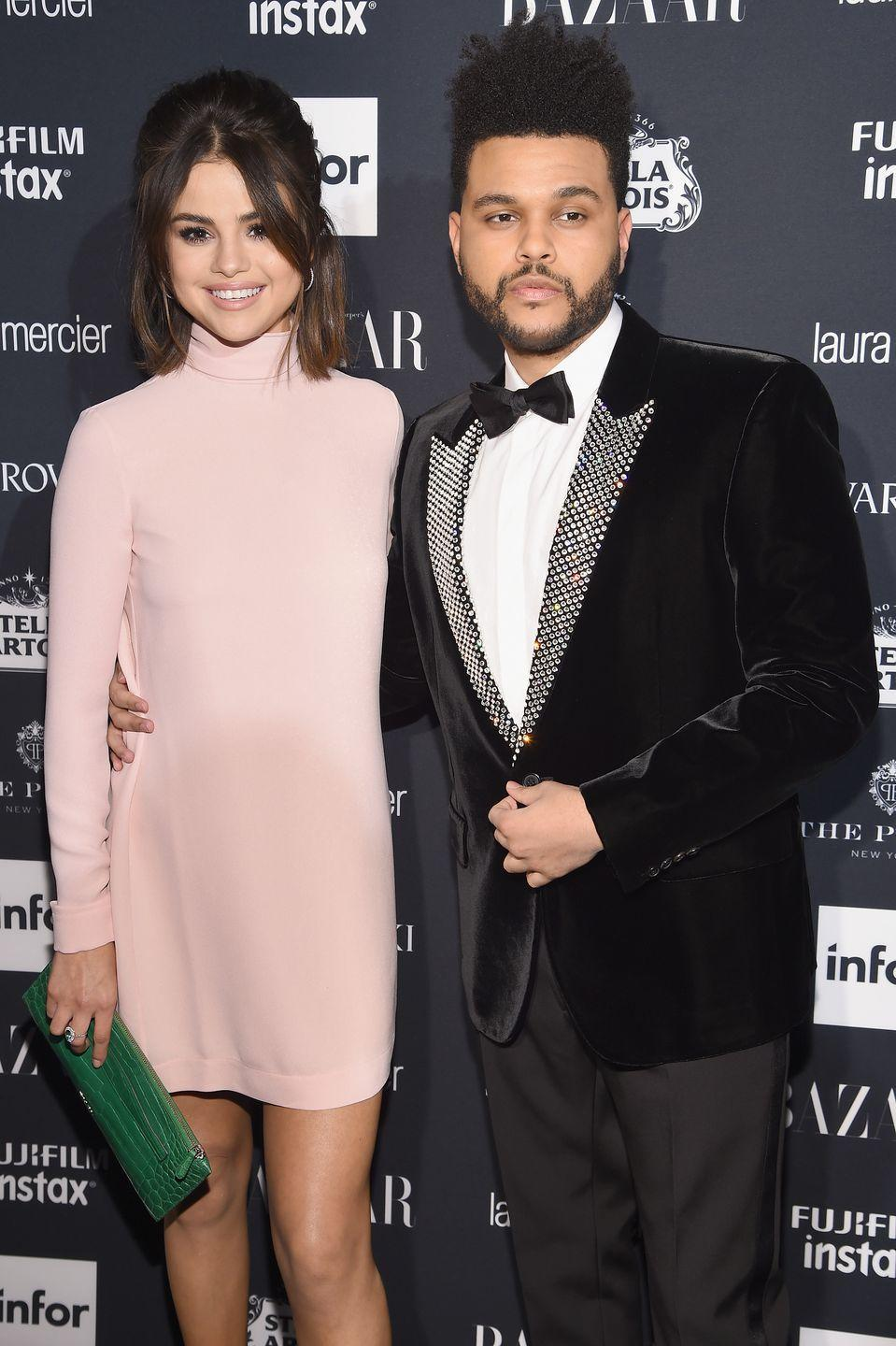 "<p>This time, it wasn't Jelena supporters that came for the relationship (although <a href=""http://www.latina.com/entertainment/celebrity/the-weeknd-trolling-fans-selena-gomez"" rel=""nofollow noopener"" target=""_blank"" data-ylk=""slk:they weren't too pleased either"" class=""link rapid-noclick-resp"">they weren't too pleased either</a>). It was fans of The Weeknd's relationship with Bella Hadid that weren't pleased. But <a href=""https://twitter.com/BigSimonsAyy/status/979754117580107776?ref_src=twsrc%5Etfw%7Ctwcamp%5Etweetembed%7Ctwterm%5E979754117580107776%7Ctwgr%5E&ref_url=https%3A%2F%2Fpizzabottle.com%2F86754-selena-gomez-the-weekend-new-album%2F"" rel=""nofollow noopener"" target=""_blank"" data-ylk=""slk:his fanbase changed their tune"" class=""link rapid-noclick-resp"">his fanbase changed their tune</a> when the singer released a ton of popular music about how the <em>Rare </em>singer broke his heart. Great music > relationship status.</p>"