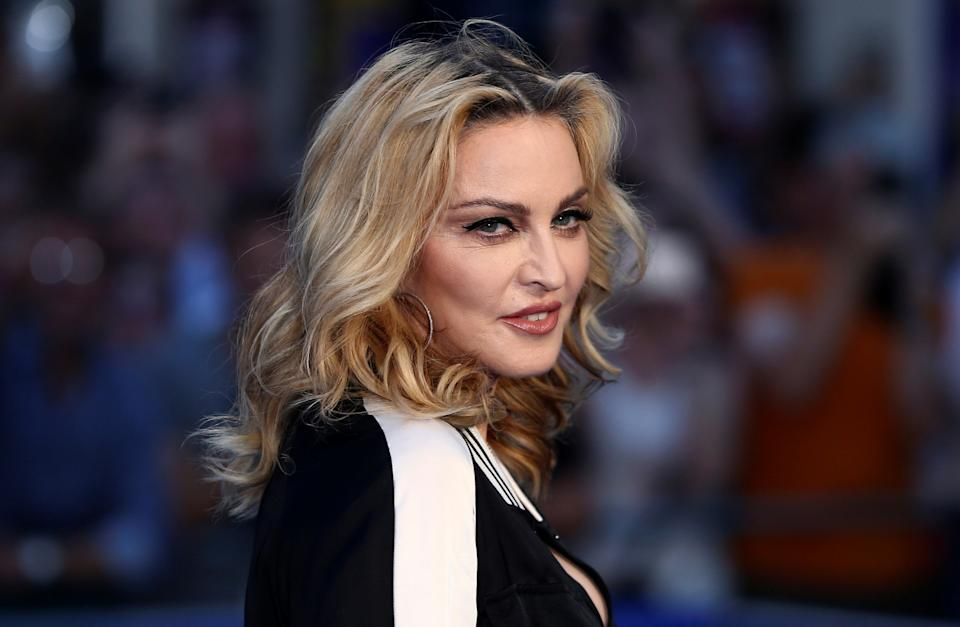 Madonna dates younger men. Who has a problem with that? (Photo: REUTERS/Neil Hall)