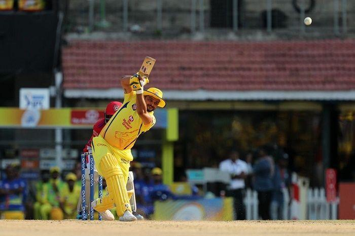 Suresh Raina is the most experienced batsman in CSK (Image Courtesy: BCCI/IPLT20.COM)
