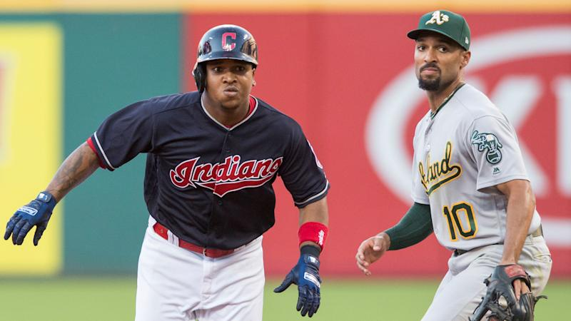 As Biggest Wild Card Competitors Indians Rays Hindered By