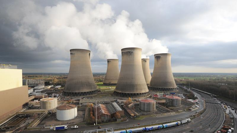 Drax to stop burning coal at Yorkshire power plant