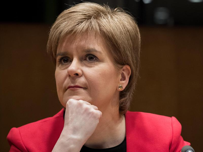 'I was elected as First Minister just less than a year ago. I've got a responsibility to lead this country,' says First Minister: Getty