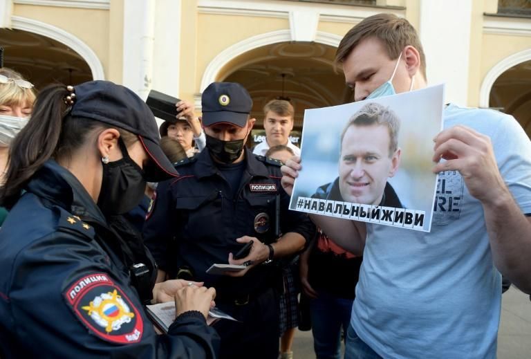Russian lawmakers have also proposed legislation that would ban Navalny's allies from running in parliamentary elections